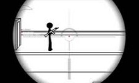 Tactical Assassin: Stickman Sniper Game