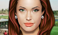 Angelina Jolie Make-Up