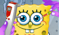 Spongebob Eye Doctor