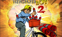 Newspapers Boy 2