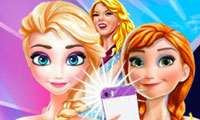 Frozen Princesses: Facebook Event