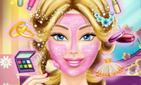 Barbie Real Makeover Bride