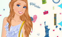 Barbie: Paris vs New York