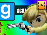 Gmod Scary Map