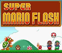 super mario flash 10