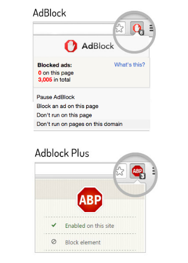 Exceptional Disable Adblocker Instructions