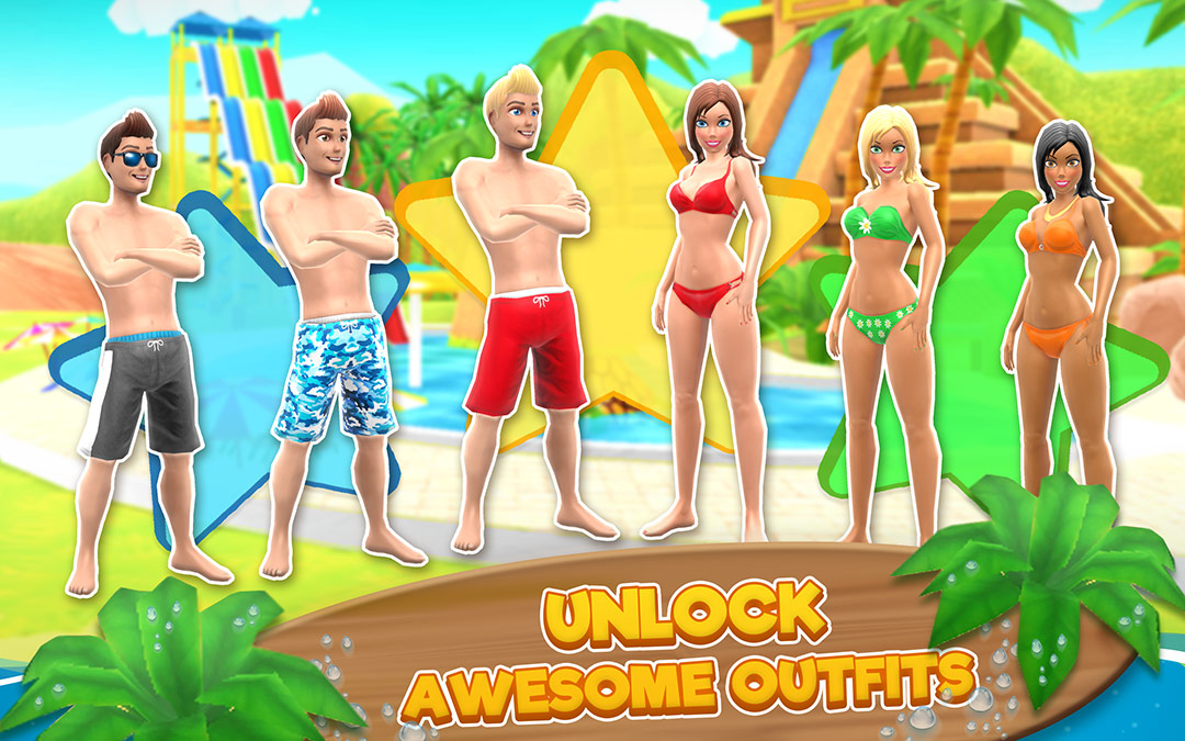 unlock awesome outfits
