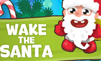 Wake the Santa: Christmas Game