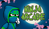 Ninja-arkadspel