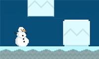 Sfida con pupazzo di neve