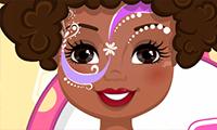 Projekty Nelly: Malowanie twarzy