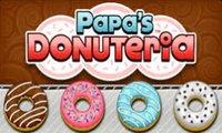 La tienda de rosquillas de Papa