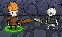 De dödas grotta 2: Hjälteäventyr