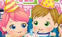 Baby Alice Birthday Party