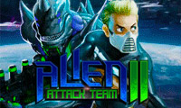Alien Attack Team 2: Multiplayer Game