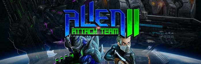Equipo de ataque alienígena 2