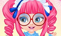 Dziecięce kostiumy manga