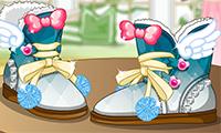 Crée tes bottes d'hiver