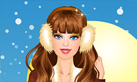 Winter Fashionista Dress Up