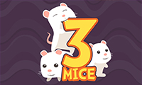 3 souris