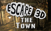 Escape the Town: 3D