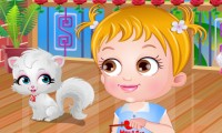 Bebê Hazel: Dia dos Namorados