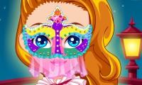 Transformação da Linda Máscara