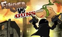 Finger vs. Guns