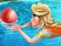 Elsa: piscina