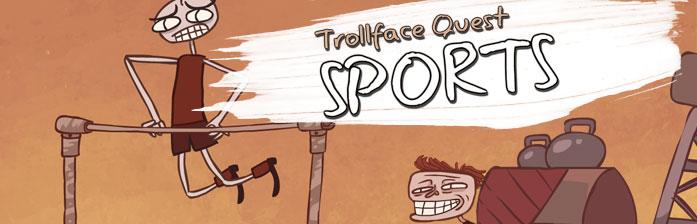 Троллфейс в поисках приключений: спорт
