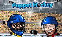 IJshockey met poppen