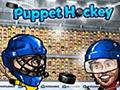 Hockey sobre hielo de marionetas