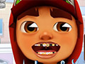 Subway Surfers: problema dental