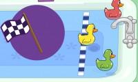 Wyścigi gumowych kaczuszek