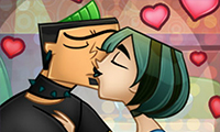 Total Drama: Twister Kiss