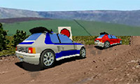 International Rally Stage 2014: 3D Drift Game