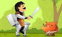 Le héros des toilettes