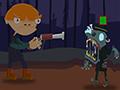 Explosión de zombis