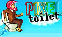 Пиксельный сортир