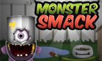 Menghantam Monster