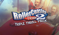 Rollercoaster Tycoon 2: Triple Thrill Pa