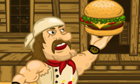 Le hamburger volant 3 : Far west
