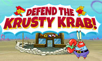 Defend the Krusty Krab!