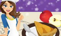 Cocinando con Emma: pastel de manzanas