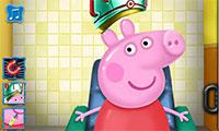 Peppa Pig vai ao Médico