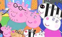 Peppa Pig: Diferenças