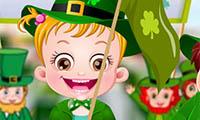 Baby Hazel: St. Patrick's Day