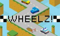 WHEELZ!: Driving Game