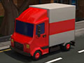 Toon 3D: Delivery Dash