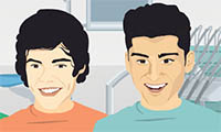 One Direction: cirugía dental